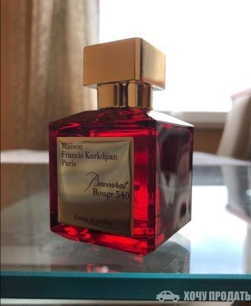 Baccarat Rouge 540 Extrait De Parfum москва парфюм доска
